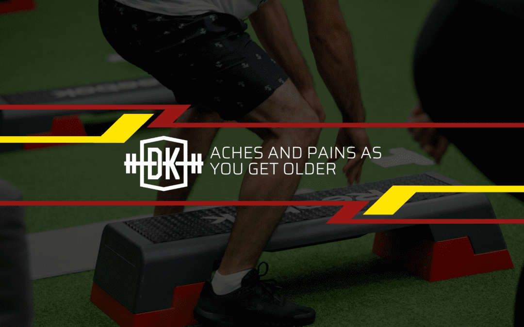 Aches and Pains as You Get Older