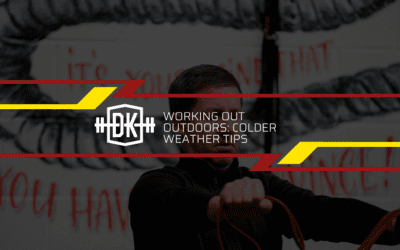 Working out outdoors: colder weather tips